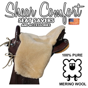 Shear Comfort Seat Savers
