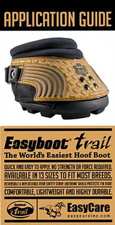 Easyboot New Trail Application Guide
